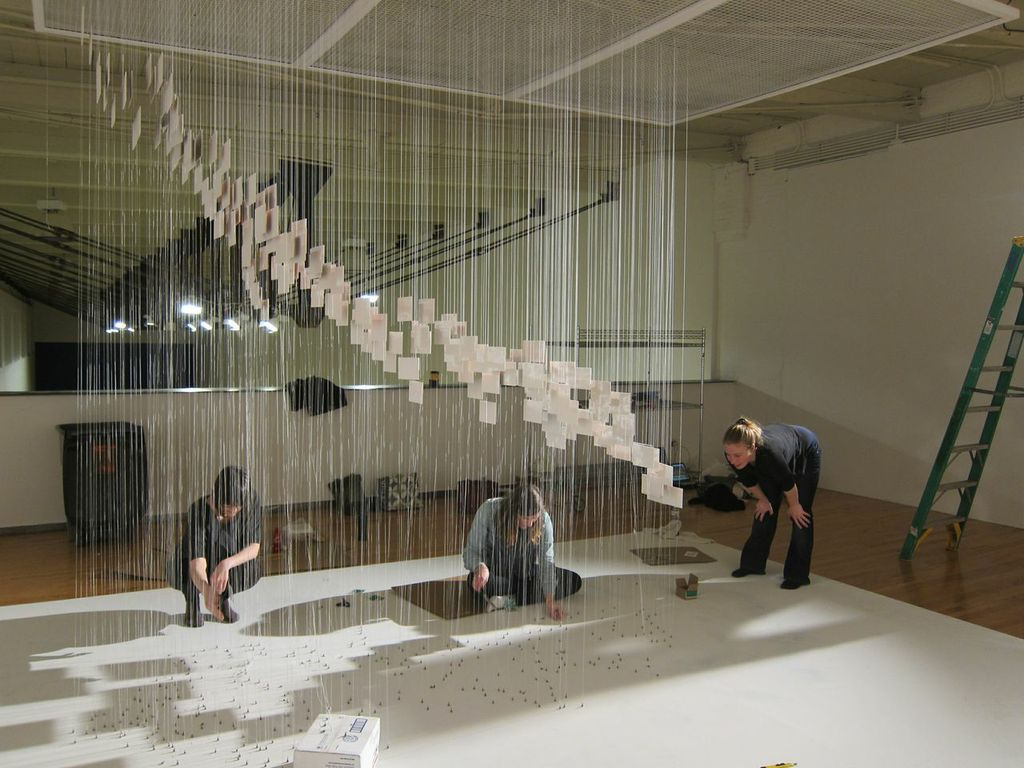 MASS MoCA installation