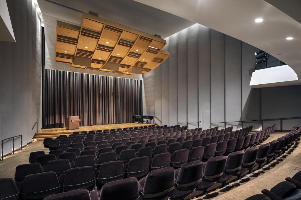 The Auditorium at the Clark Art Institute